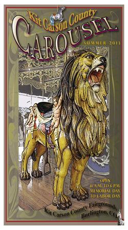 Carousel and Lion